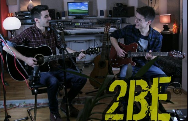 """Тие се трио, а се викаат """"2ВЕ"""" и имаат само една која се вика – """"100 песни"""" (ВИДЕО)"""