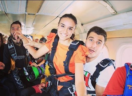 Ева Заева и Душко Чифлиганец во Дубаи: Новогодишен лет над кукавичјето гнездо (ФОТО)