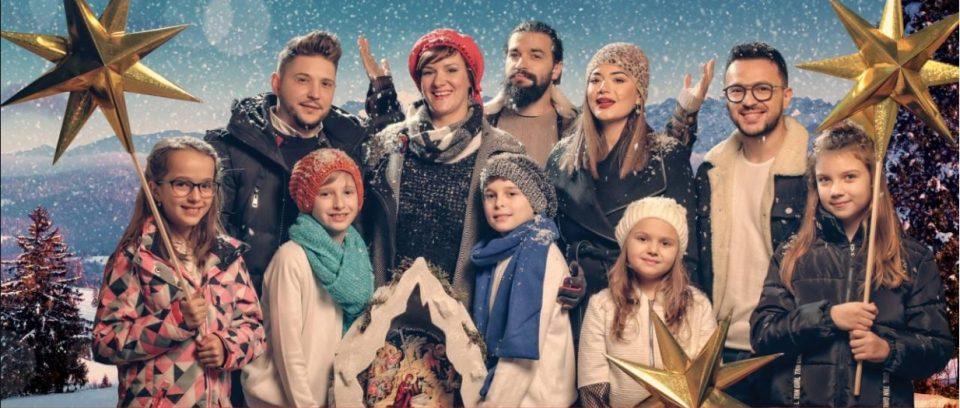 Голема божиќна манифестација на 6 јануари
