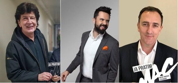 Бајага, Петар Грашо и Сергеј Ќетковиќ со настапи на МАЦ наградите