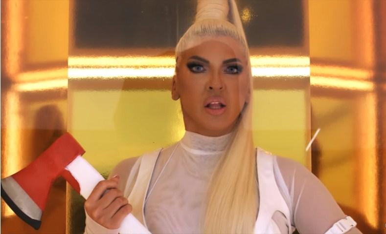 """Карлеуша се надмина себе си во новото видео """"Марихуана"""": Дивата """"гори""""… од секс(апил)! (ВИДЕО)"""