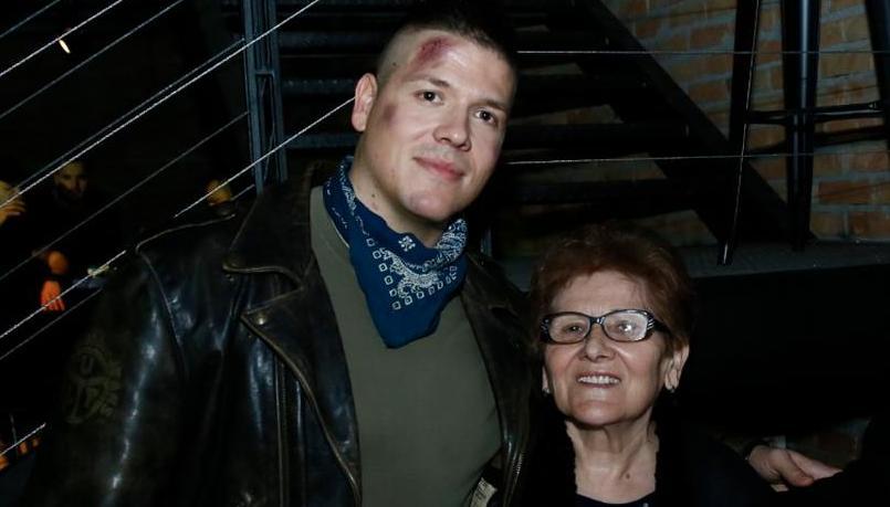 Вака изгледаше мајката на Слоба Радановиќ во младостa