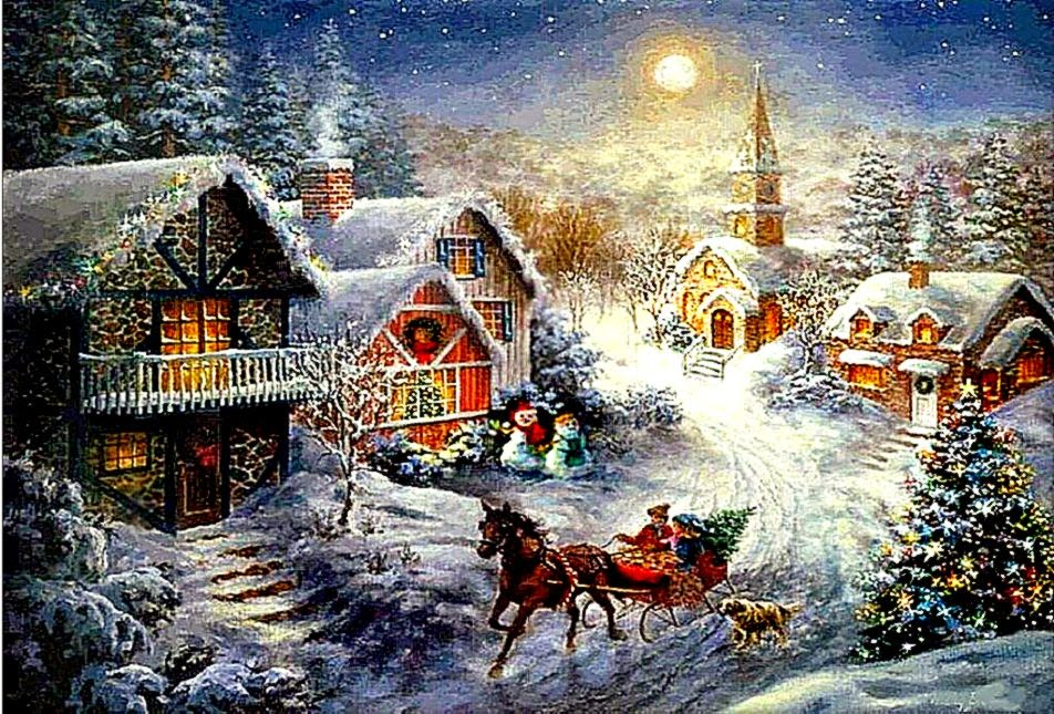 Историјата на новогодишните честитки