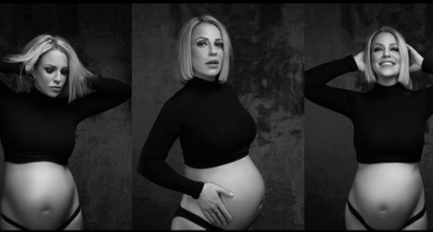 Се роди Дарен: Тамара стана мајка по вторпат, а еве ја и првата фотографија од бебето (фото)