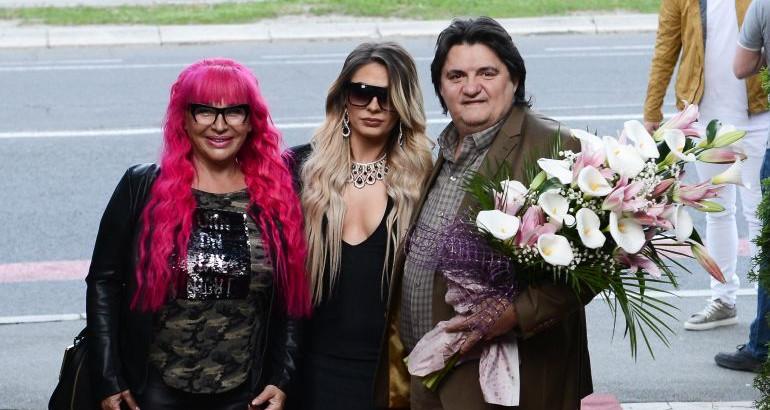 Не се штедеше: Еве што Зорица Брунцлик и подари на својата ќерка за свадбта