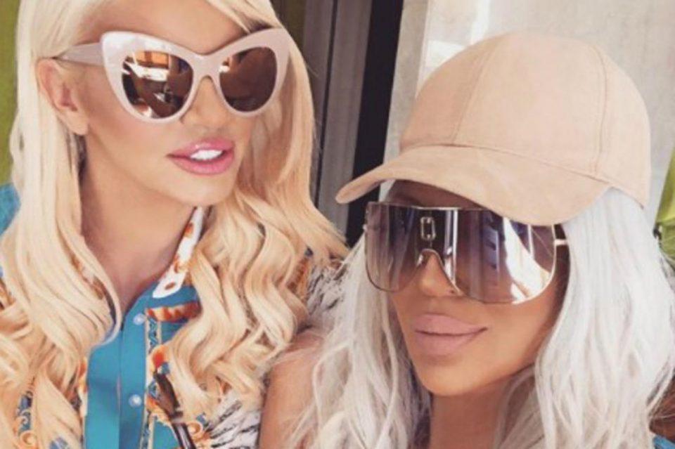 Дара Бубамара и Јелена Карлеуша се облекоа во исто – на која подобро и стои?