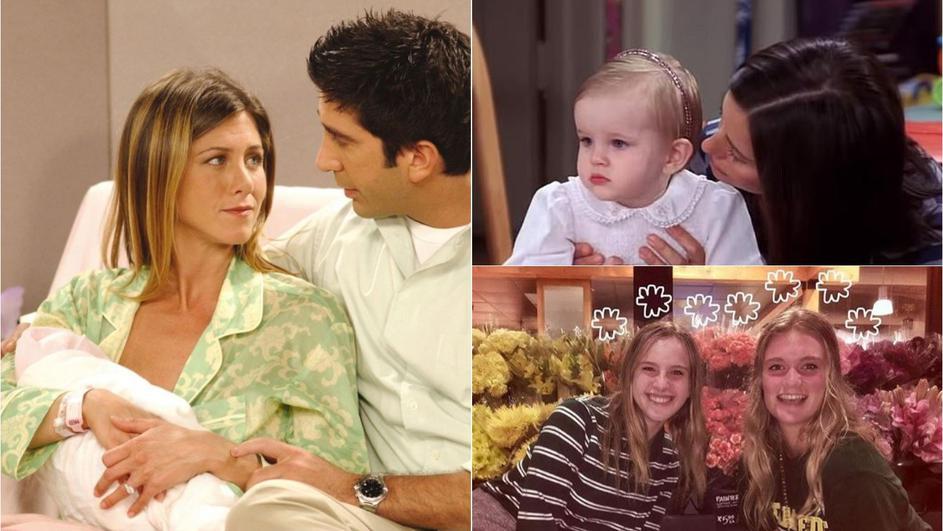 """Погледнете како денес изгледа ќерката на Рос и Рејчел од """"Пријатели"""""""