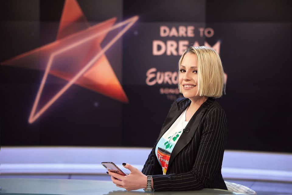 """Оваа година Тамара Тодевска ќе не претставува на """"Евровизија"""", а вака изгледаше пејачката на евровизиската сцена пред 11 години"""