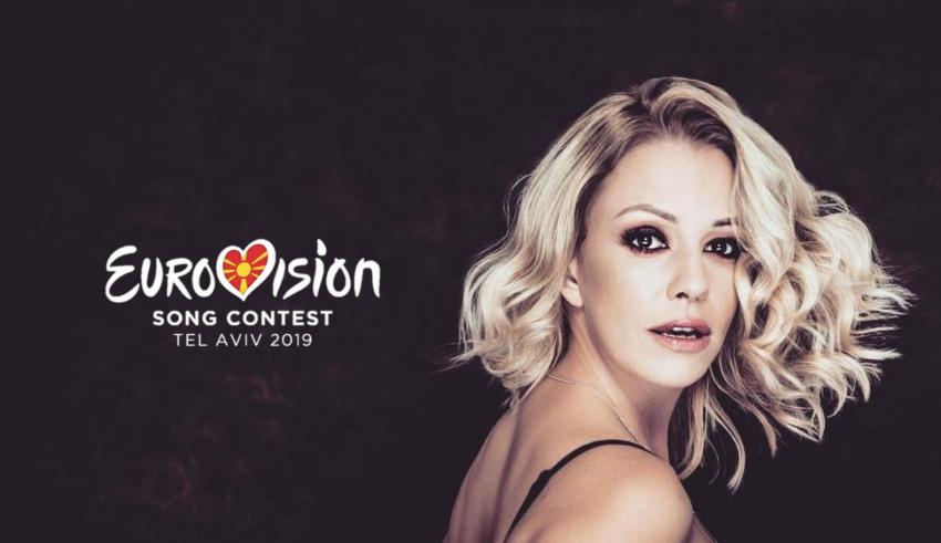 Тамара Тодевска ќе ја претставува Македонија на Евросонг 2019