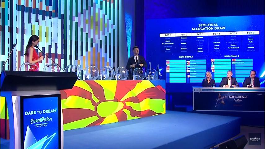 """Македонија во втората полуфинална вечер на """"Евровизија 2019"""" (ВИДЕО)"""