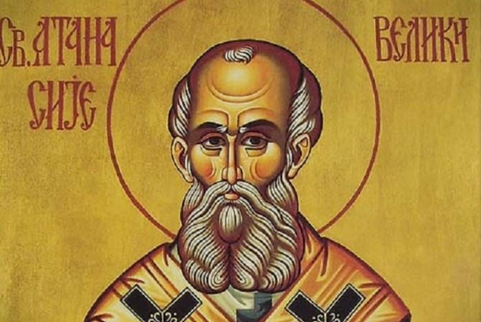 Денес е Св. Атанасиј и по овој празник, се' е полесно