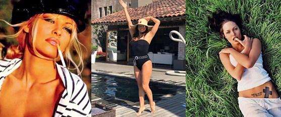 """Секс фетиши на познатите: Рики Мартин сака """"златен туш"""", Кристен Стјуарт лиже пазуви, Памела Андeрсон обожава да и ги лижат нозете, Анџелина Џоли се согласува на се'…"""