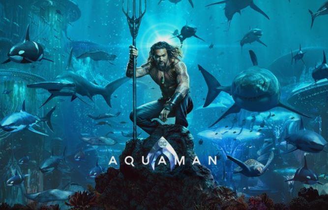 """Филмот """"Аквамен"""" со заработка од 822 милиони долари на светско ниво"""