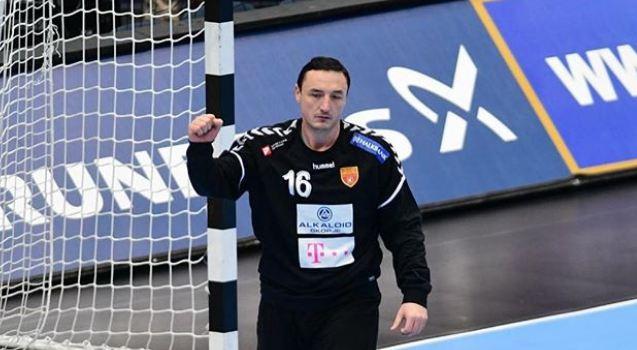 Синчето на Борко Ристовски на Светското првенство навива за Македонија, а најмногу за тато! (ФОТО)