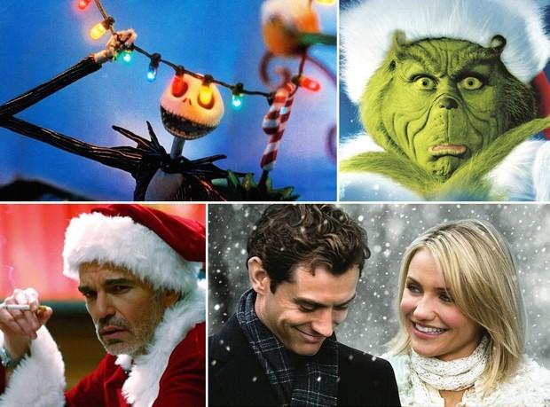 Кој е совршениот филм за вас за божиќните празници?