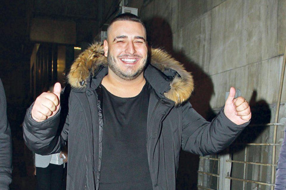 Дарко Лазиќ за Божиќ замина дома, а по неколку месеци се сретна со неговата ќерка (фото)