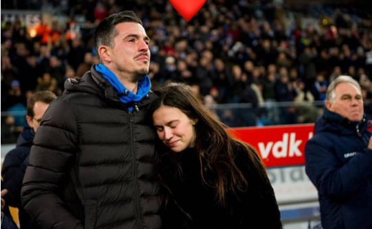 Нема да ги задржите солзите: Живееше само два часа – почина бебенцето на белгискиот голман
