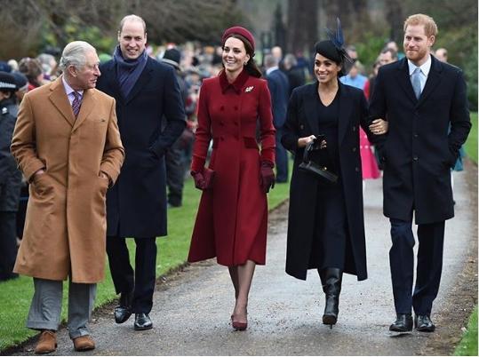 Ќерката на кралицата Елизабета има најмногу јавни појавувања, но поради Меган и Кејт, ретко кој ја забележува (фото)