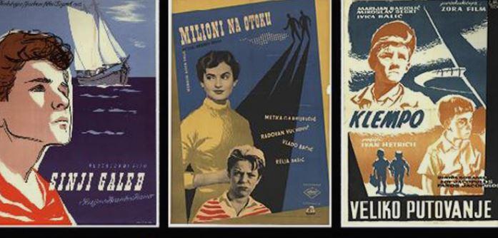 Хрватски филмови за деца во Кинотека
