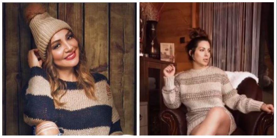 Двете во хит капутот за зима 2019 година: Сека Алексиќ и Лила Филиповска во чекор со последната мода (фото)
