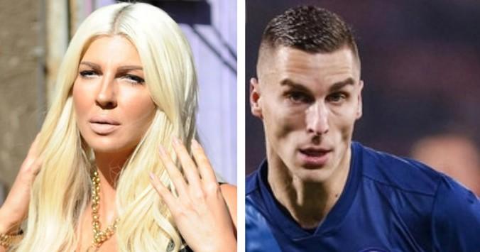 """Босанскиот фудбалер се огласи по големиот скандал со Карлеуша: """"Душко знаеше за нашата афера"""""""