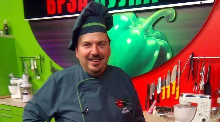 """Сите го знаеме шеф Марк од """"Брза кујна"""", а вака изгледа неговиот син (фото)"""