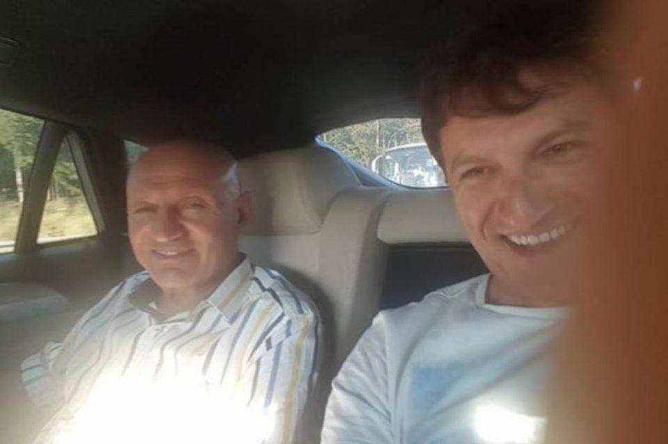 Кумот на Шабан Шаулиќ ги опиша последните три часа на пејачот пред сообраќајната несреќа