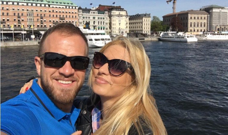 Се ожени музичкиот менаџер Кристијан Стефановски: Кико реши да стапне на лудиот камен, па девојката ја побара за жена (ФОТО)