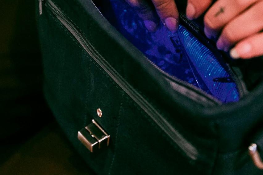 Решава голем женски проблем: Чантата која свети во темница го освои дамите