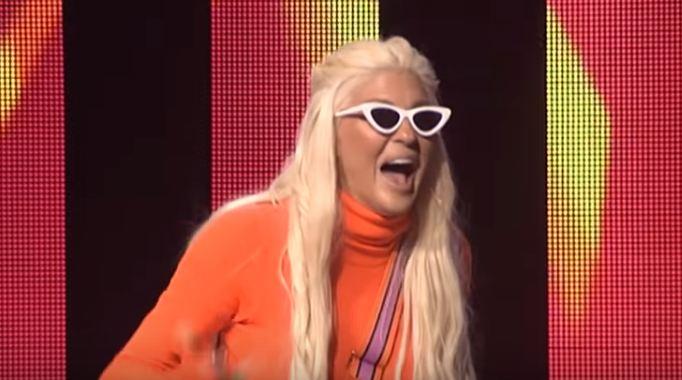 "Хаос на снимањето на ""Ѕвездите на Гранд"": Поповиќ побесна поради Јелена Карлеуша"