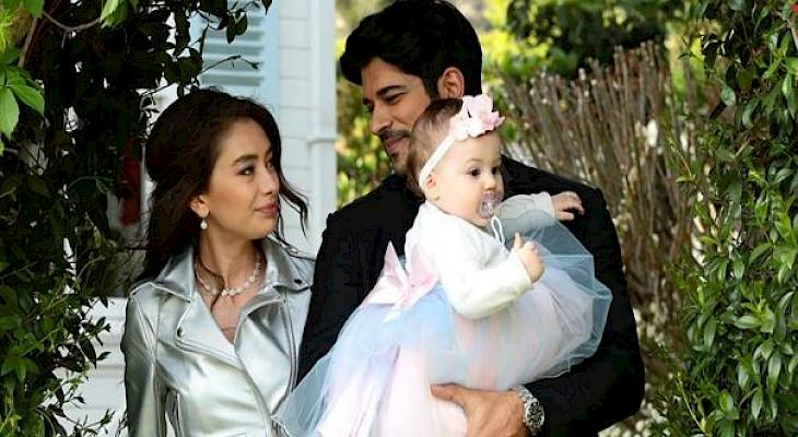 Преслатка: Порасна бебенцето кое ја има улогата на малата Дениз – ќеркичката на Кемал и Нихан (фото)