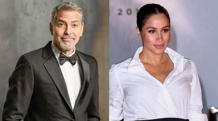 """Џорџ Клуни ја спореди Меган Маркл со принцезата Дајана: """"Не дозволувајте историјата да се повтори"""""""