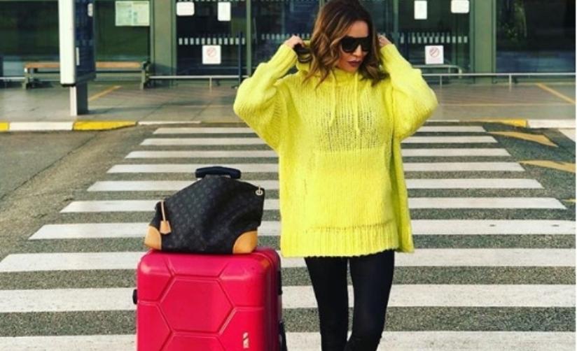 Лила го спакува куферот и замина, а си доаѓа заљубена и со мисла што побрзо да му се врати (фото)