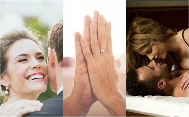 Љубов,секс и брак: Погледнете која е големата разлика!