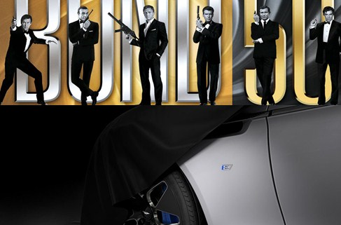 """Џејмс Бонд """"електрик"""": Новиот 007 ќе вози автомобил на струја – """"Aston Martin Rapide E"""""""