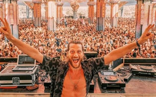 DJ Tristan во Скопје