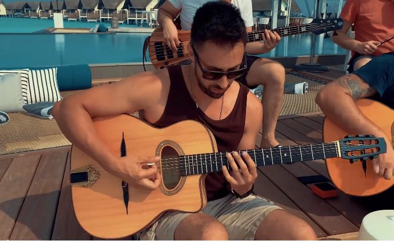 """Дамјан Пејчиноски со Малдиви џез сесија – """"Daphne"""" (ВИДЕО)"""