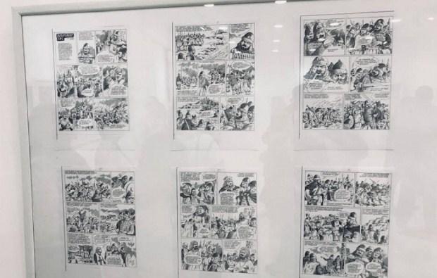 "Отворен стрип конкурс: ""Скопска стрип акција 2019"""