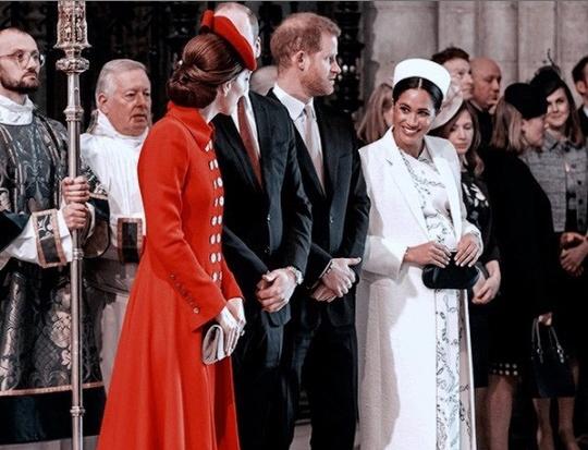 Меган Маркл само што не се породила, а веќе доаѓа ново бебе во кралското семејство