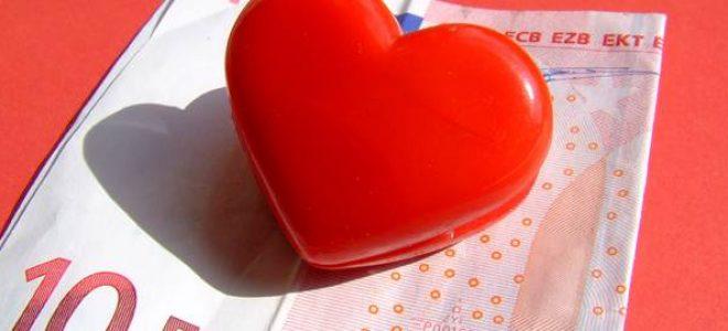 Дали љубовта и парите одат заедно?