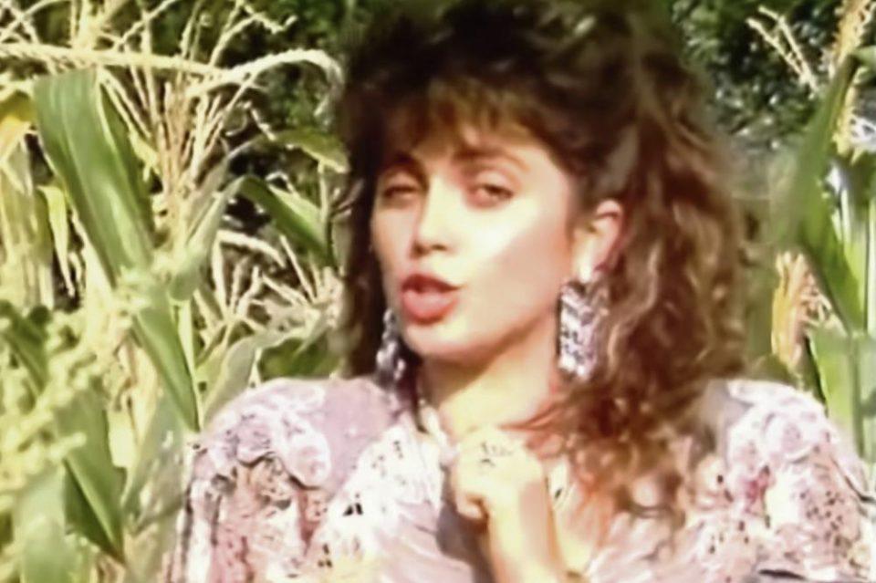 Оди па препознај ја оваа српска фолк ѕвезда: Пред 26 години го сними првиот албум, а неодамна стана баба (ФОТО)