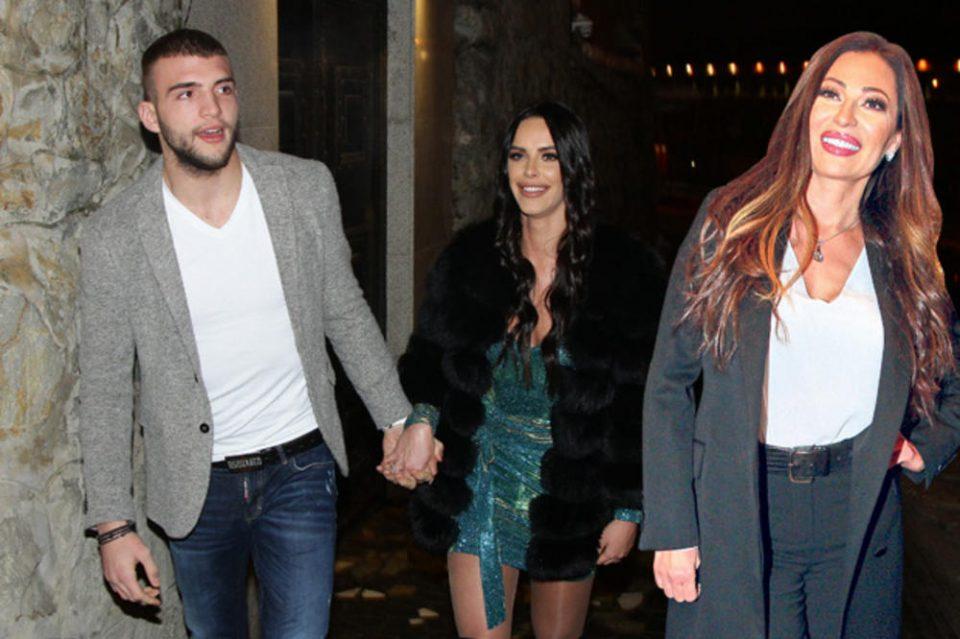 Венчаницата ќе пристигне од Париз: Сите детали за свадбата на Вељко Ражнатовиќ и Богдана Родиќ