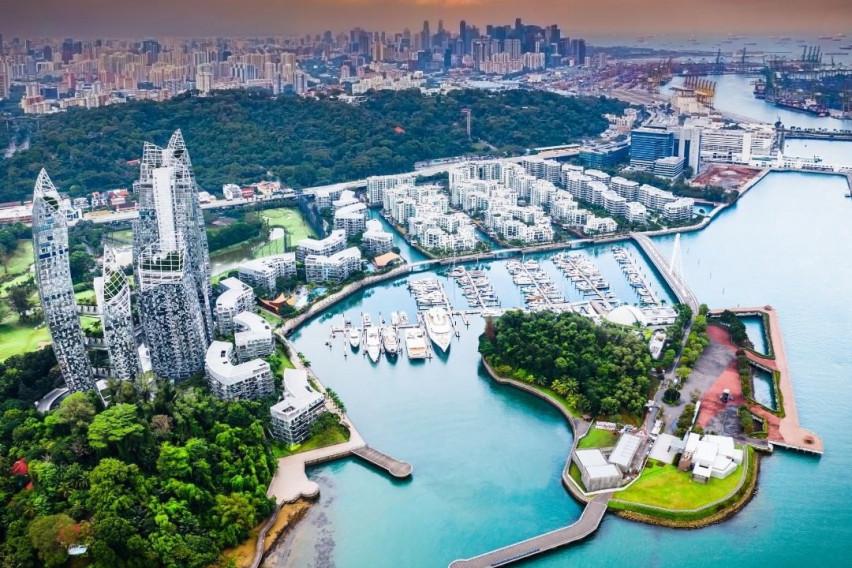Сцени од Сингапур кои го одземаат здивот: Симфонија на мирот и љубовта
