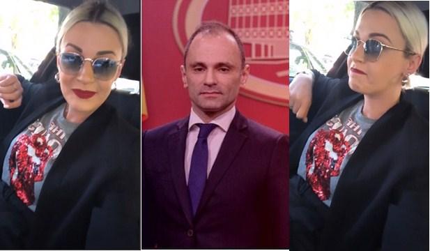 """Миа Костова """"еден на еден"""" со министерот Филипче: Венко, нели имаш епидемија, па принудно вакцинираш, а ваму терате гласање по училишта? (ФОТО)"""