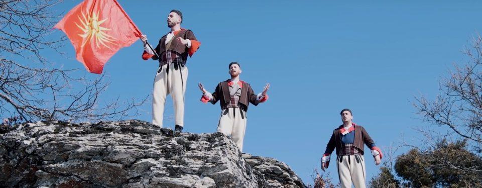 """Трио """"Кладенец"""" на сите паднати борци за Македонија им ја посветија """"Мајко, земјо не плачи"""" (ВИДЕО)"""