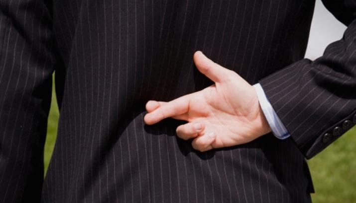 Трите најбизарни лаги на мажите