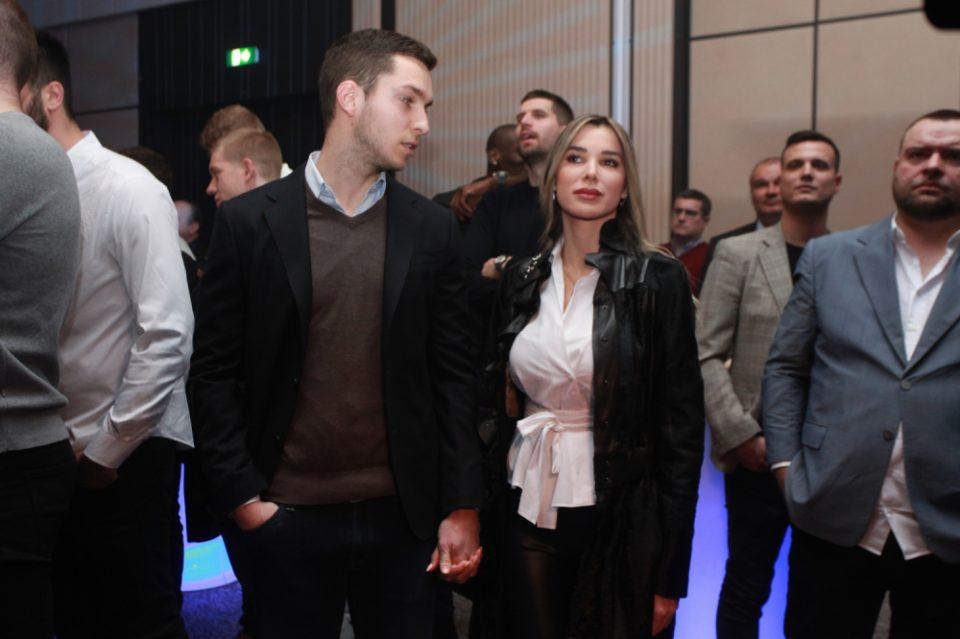 Драгана, ќерката на фудбалската легенда Драган Џајиќ чека бебе со Милош, братот на тенисерката Ана Ивановиќ (ФОТО)