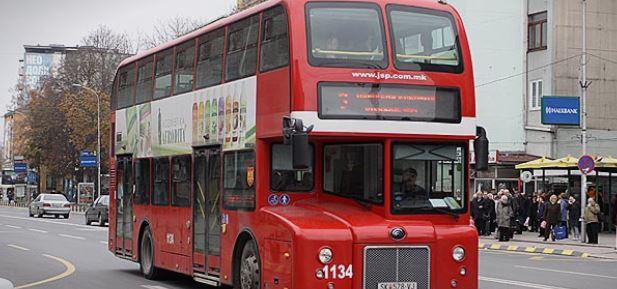 Важна вест за Велигден ако се возите со автобусите на ЈСП