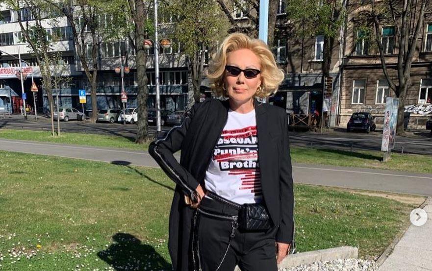 Нова кавга во семејството: Мајката на Филип Живојиновиќ е лута на Лепа Брена поради внукот