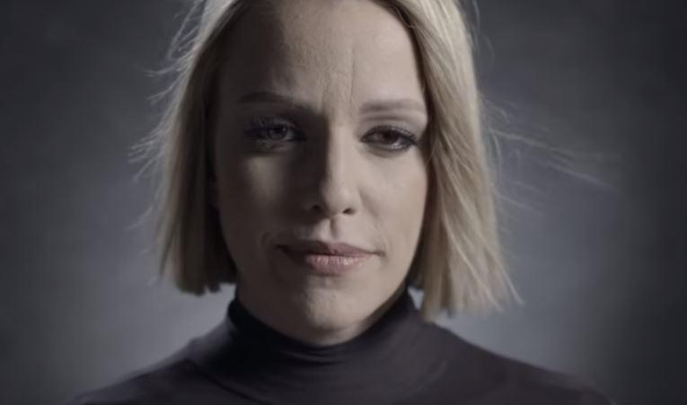 """Ѕирнете зад камерите: Вака изгледаше снимањето на евровизиската песна """"Proud"""" на Тамара Тодевска"""